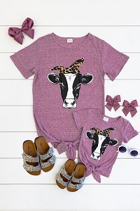 Child Heifer Shirts