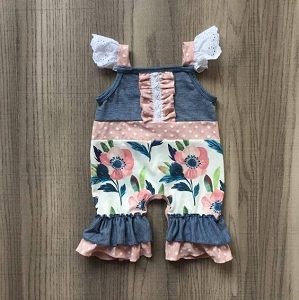 Shelly Bell Romper