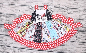 Mouse Swing Dress