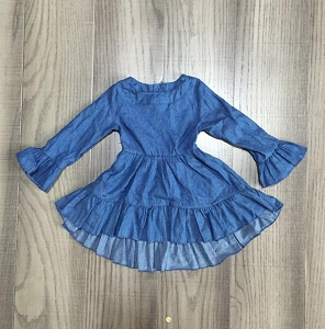 Blue Jean Blues Dress