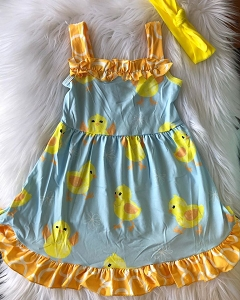 Chickity Dress