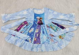 Snow Queen Dress