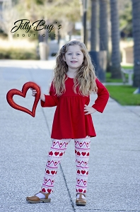 Heart Pants Outfit