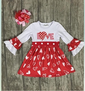Love is in the Air dress