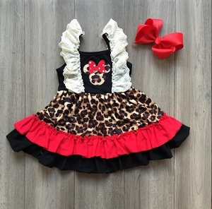 Animal Print Disney Dress