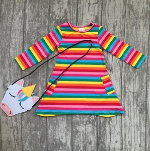 Unicorn Pocketbook dress