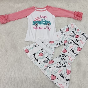 Happy Valentine Flare SET