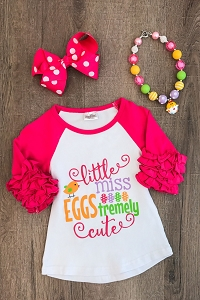 Egg cute Raglan