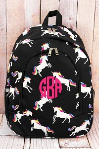 Unicorn Back Pack with Lunch Deal