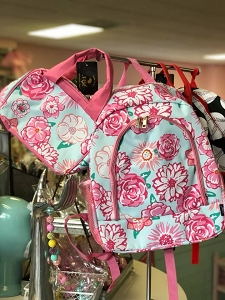 Rose Backpack and lunch deal