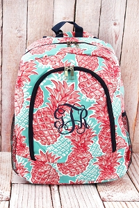 Pink Pineapple Back pack