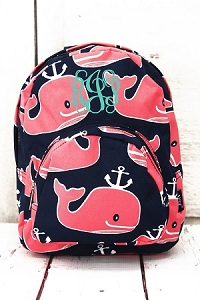 Whale Small Backpack