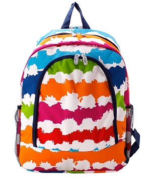 Color Splash Back Pack