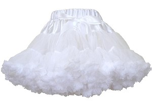 White Petti Skirt