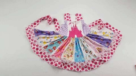 Princess Story Book Dress