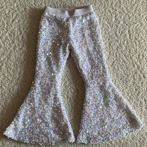 Unicorn Sequin Flares