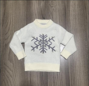 Snow Flake Sweater